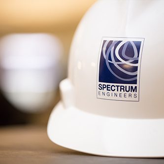 Spectrum Hard Hat